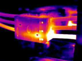 Thermal Image of Contactor