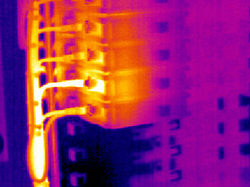 Another Thermal Image of an MCB